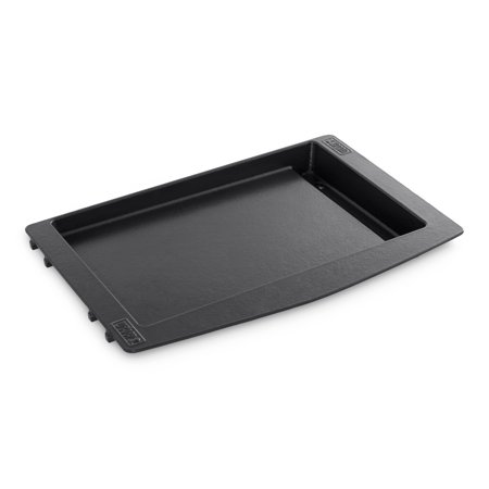 Weber-7599W Cast-Iron Griddle for Genesis II and II LX 300/400/600 Gas Grill