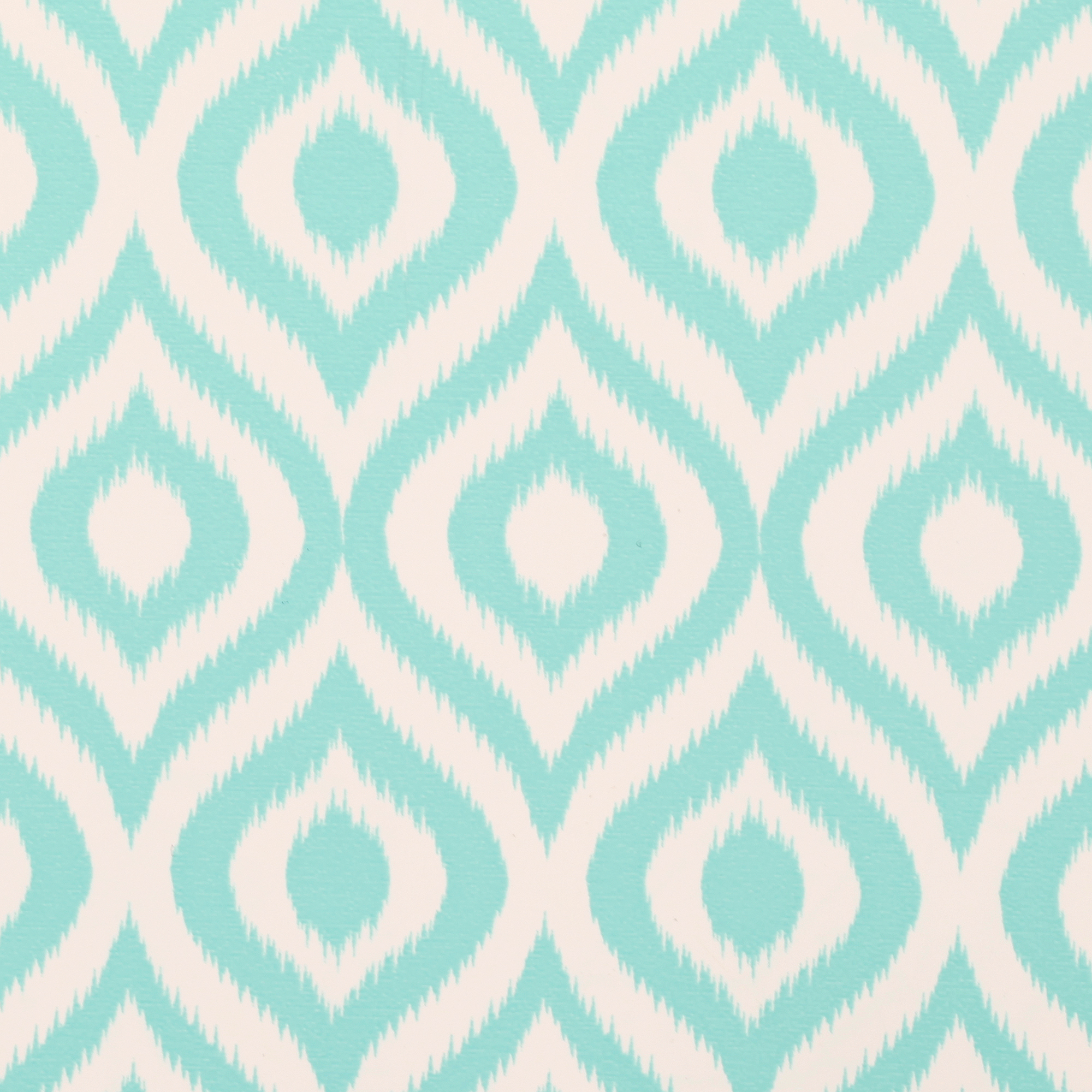 "Duck Brand Adhesive Peel and Stick Laminate, 20"" x 12', Sea Foam Ikat"