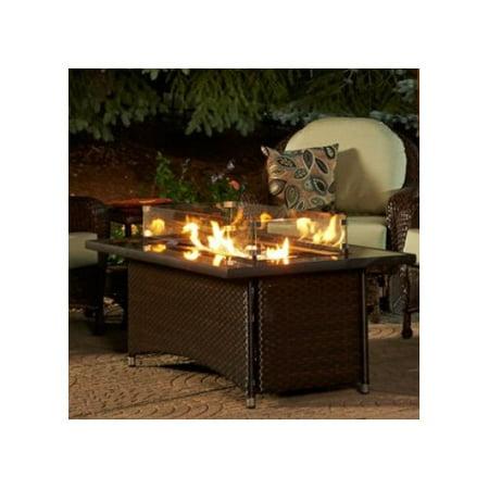 Outdoor Greatroom Montego Balsam 30 In Fire Table