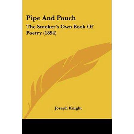 Punch Book (Pipe and Pouch : The Smoker's Own Book of Poetry)