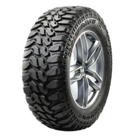 Radar Renegade R7 Aggressive Mud Terrain Tire - LT285/65R18 LRE/10 (Best Aggressive All Terrain Truck Tires)