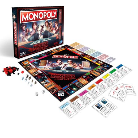 Monopoly Stranger Things Board Game - image 3 of 4