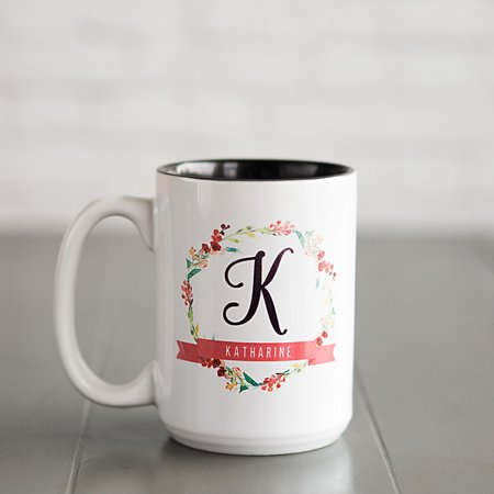 Personalized Katharine Design 11 oz Coffee Mug