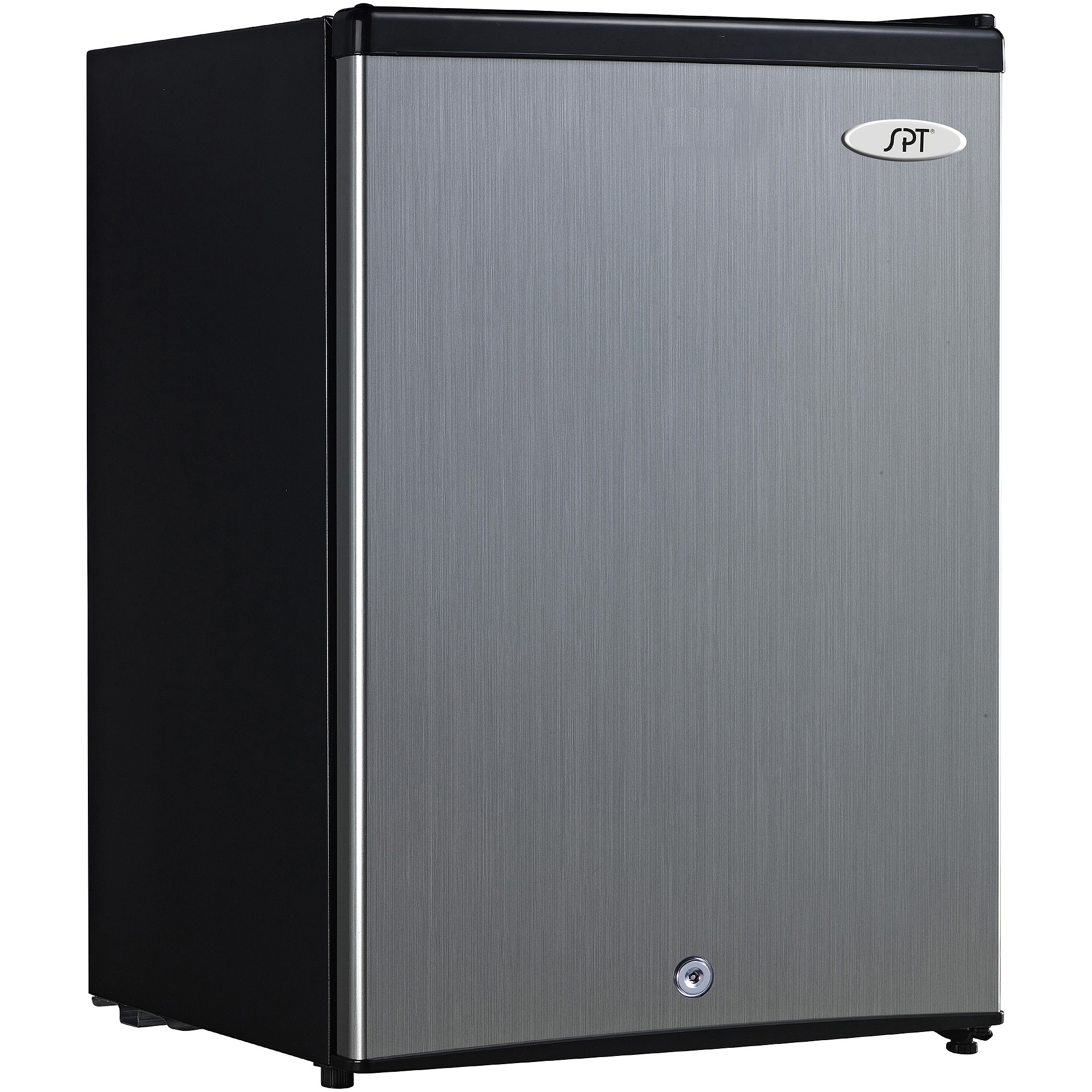 Sunpentown 2.1 cu ft Upright Freezer, Stainless Steel