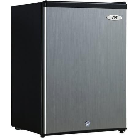 French Door Stainless Steel Freezer (Sunpentown 2.1 cu ft Upright Freezer, Stainless Steel )