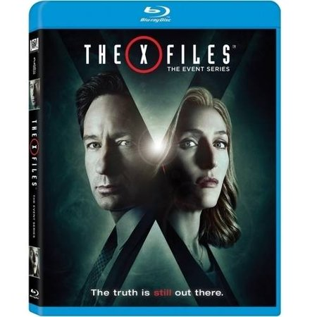 The X Files  The Event Series  Blu Ray