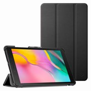 Fintie Case for Samsung Galaxy Tab A 8.0 2019 Without S Pen (SM-T290 / SM-T295), Tri-Fold Stand Cover, Black