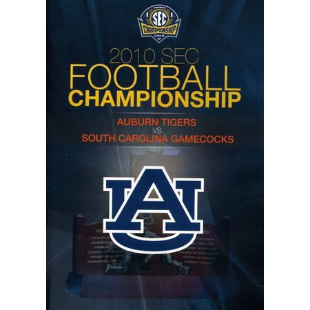 2010 Sec Champ Auburn Vs. South Carolina (DVD)