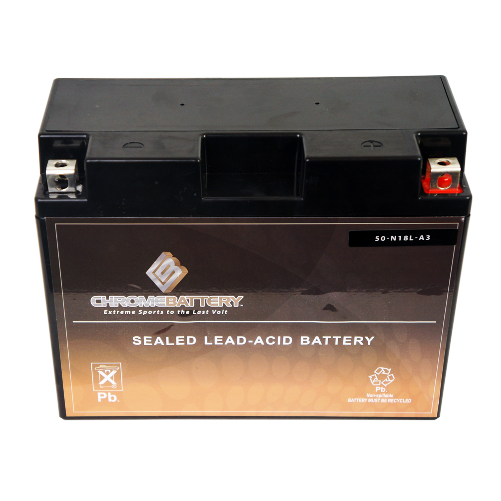Y50-N18L-A3 Motorcycle Battery for Harley-Davidson 1340cc FL FLH Touring 1995