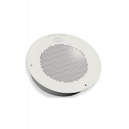 Cyberdata CD-011121 Auxiliary Speaker Analog Signal White (Analog Speaker)