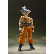 "S.H. Figuarts Son Goku -Ultra Instinct- ""Dragon Ball Super"" Action Figure"