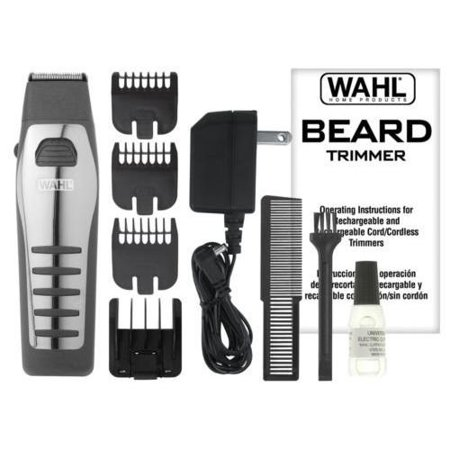 wahl 9876 3401 9876 3401 lithium ion rechargeable trimmer. Black Bedroom Furniture Sets. Home Design Ideas