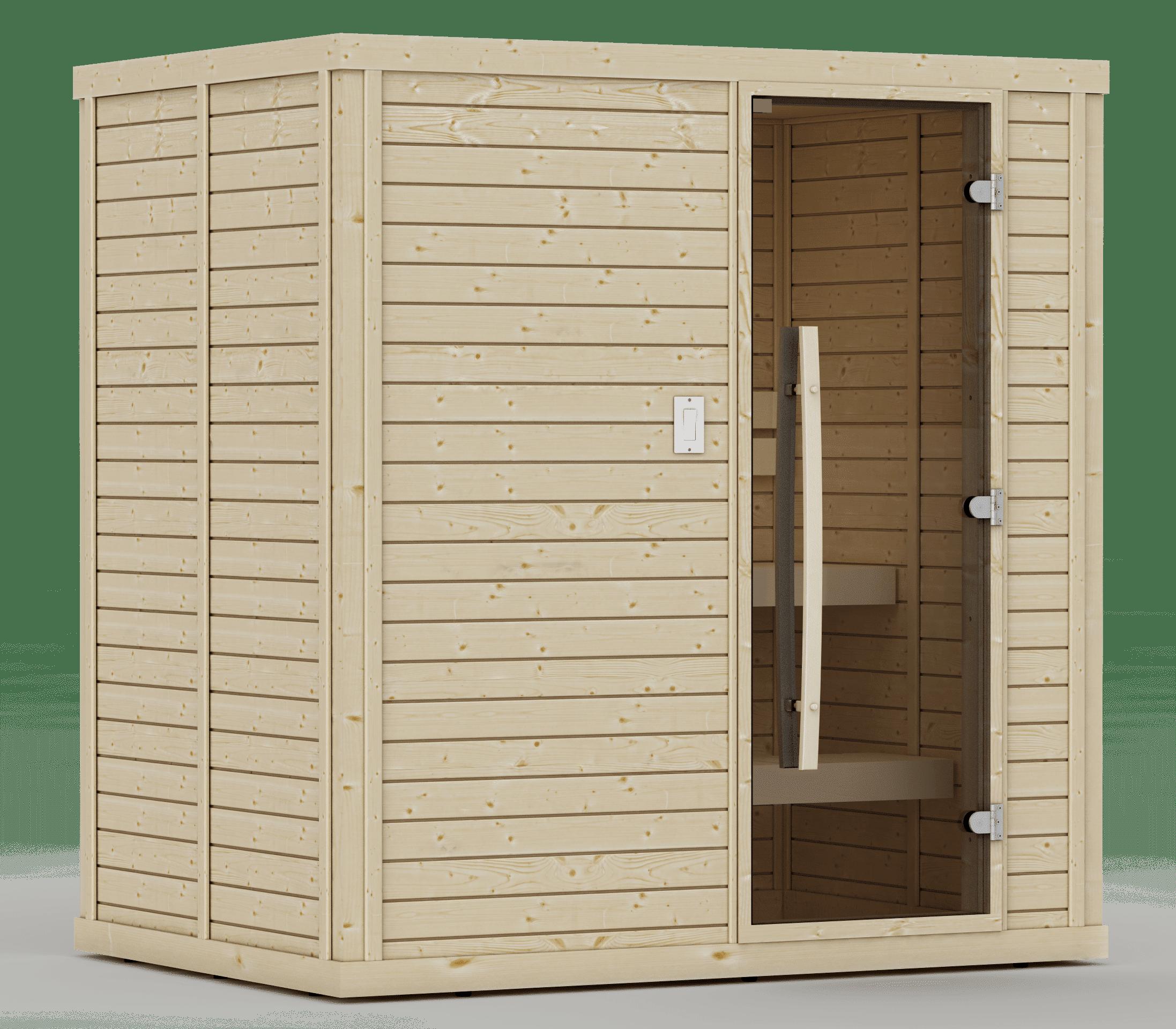 Goldstar 1200 Prebuilt Sauna by