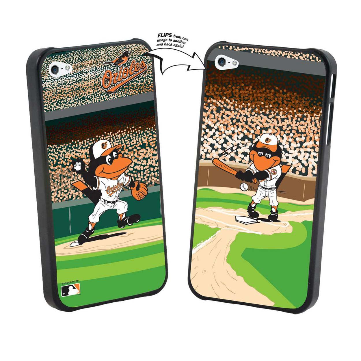 Iphone 5 MLB Baltimore Orioles Mascot Lenticular Case