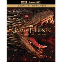 Deals on Game of Thrones: The Complete Collection 4K Ultra HD + Digital