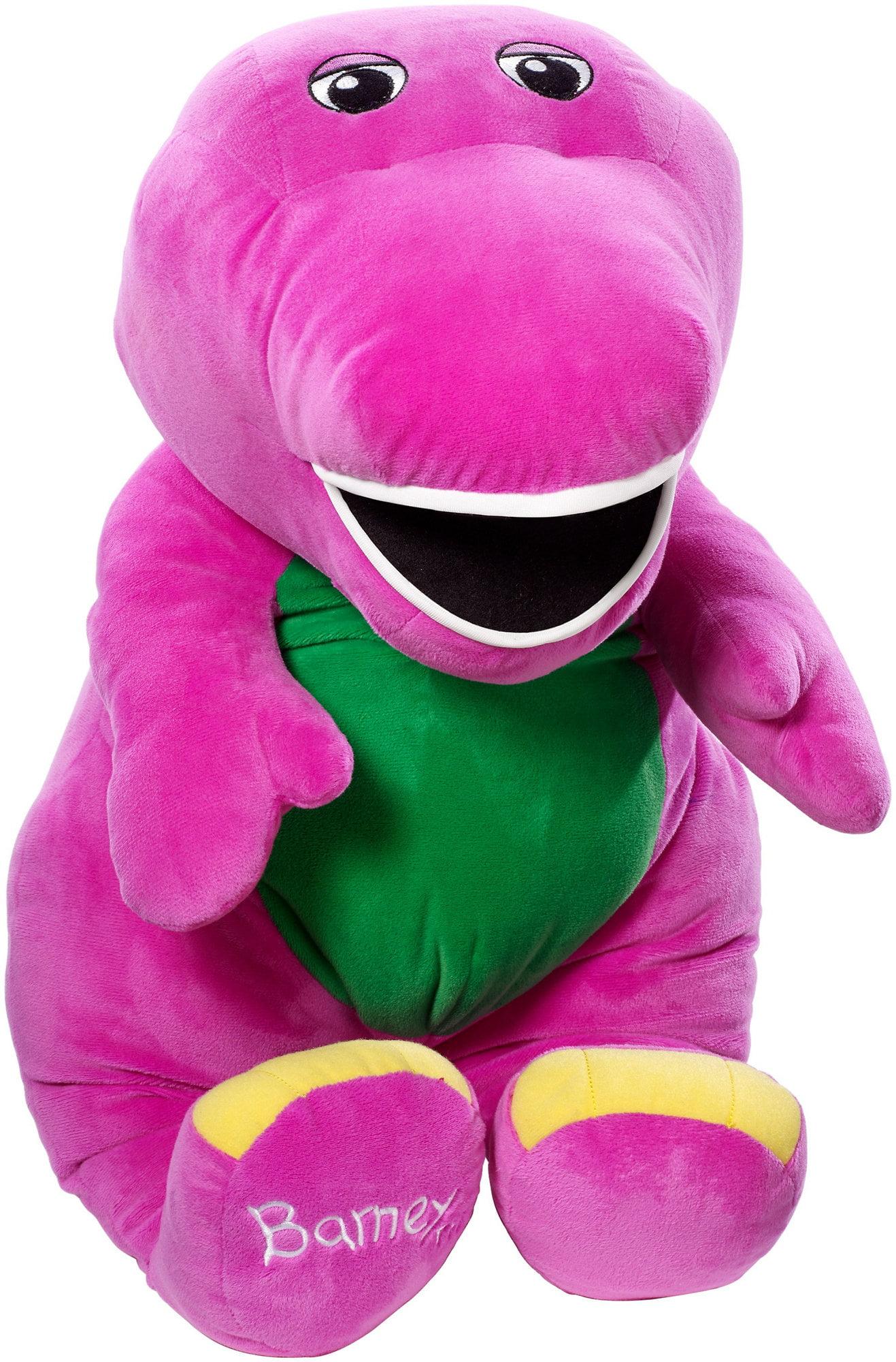 Speak 'n Sing Jumbo Barney The Purple Dinosaur Plush Figure by Generic