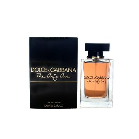 ($94 Value) Dolce & Gabbana The Only One Eau De Parfum, Perfume For Women, 3.3 Oz