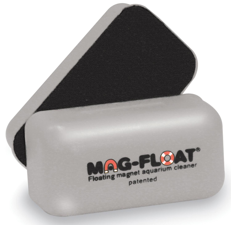 Gulfstream Tropical Aquar-Mag-float 30 Glass Cleaner- Grey Small