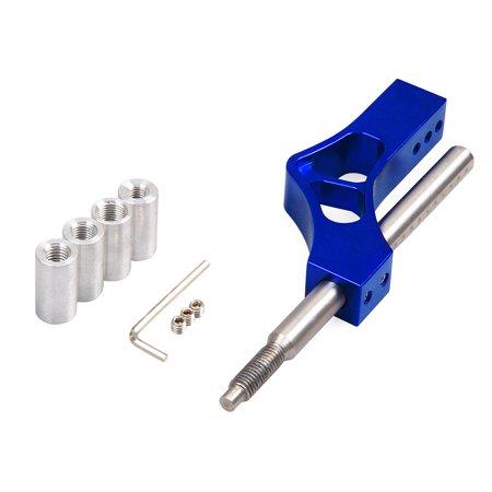 Adjustable Height Lever Car Gear Shift Knob Extender Shifter Extension for