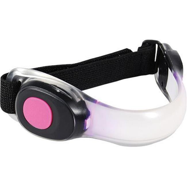 LED Light Arm Band - Pink