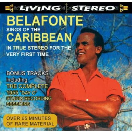 Harry Belafonte   Sings Of The Caribbean In True Stereo  Cd