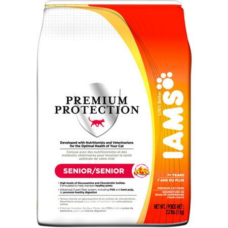 Iams Premium Protection Cat Food Reviews