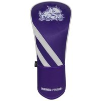 TCU Horned Frogs Individual Driver Headcover