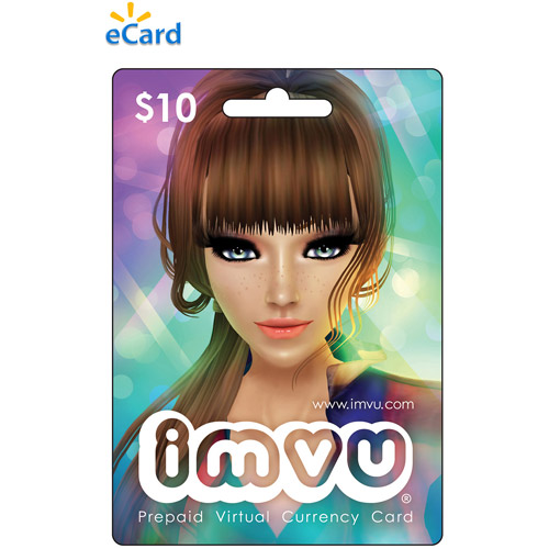 IMVU Game eCard $10 (Email Delivery)