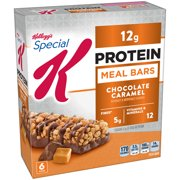 Kellogg's Special K Protein Meal Bar, Chocolate Caramel, 12g Protein, 36 Ct