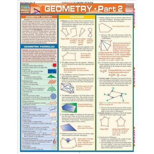 Geometry: Part 2
