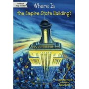 Where Is...?: Where Is the Empire State Building? (Hardcover)