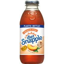 Bottled Tea & Tea Drinks: Diet Snapple