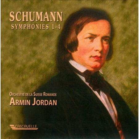 SCHUMANN: SYMPHONIES NOS. 1-4 [SCHUMANN, ROBERT] [CD BOXSET] [2