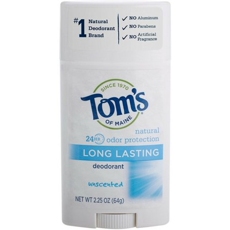 Tom's® of Maine Long Lasting Unscented Deodorant 2.25 oz. (Best Kind Of Deodorant)