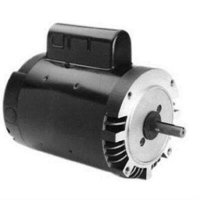 - Century A.O. Smith B130 56J C-Face 2 HP Full Rated Pool and Spa Pump Motor, 10.5A 230V