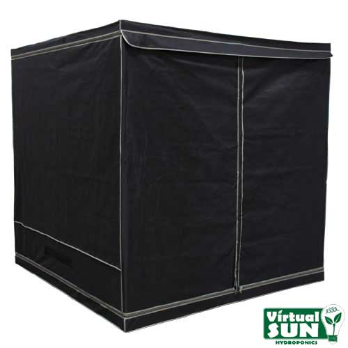 Virtual Sun VS7600-76 Reflective Grow Tent - 76'' x 76'' ...