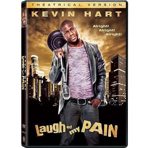 KEVIN HART-LAUGH AT MY PAIN (DVD) (WS/DOL 5.1/ENG)