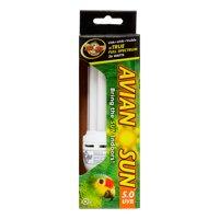 Zoo Med Avian Sun 5.0 UVB Compact Fluorescent Bird lamp, 26 Watts
