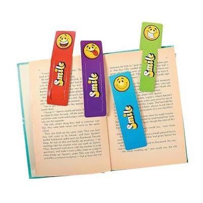 IN-12/3533 Smile Face Bookmarks