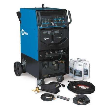 MILLER TIG Welder, Syncrowave 250 DX Complete Package Ser...
