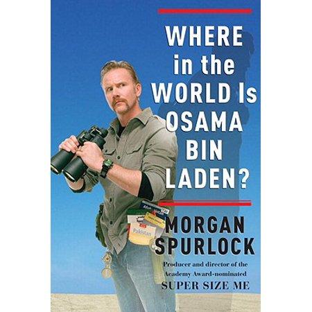 Where in the World Is Osama bin Laden? - eBook