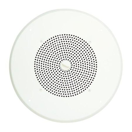 Self Amplified Horn - 1W Self Amplified Ceiling Speaker White