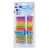 Fred Wine Line Reviews, Set of 12 Multi-Colored