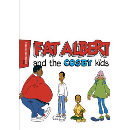 Fat Albert & The Cosby Kids: The Complete Series (DVD)](Fat Albert Halloween Cartoon)
