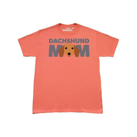 - Dachshund Mom Red T-Shirt