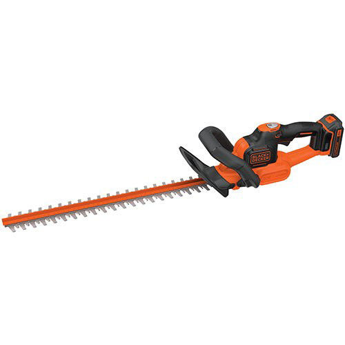 Black & Decker LHT321FF 20V MAX Lithium-Ion 22 in. PowerCommand Hedge Trimmer by Hedge Trimmers