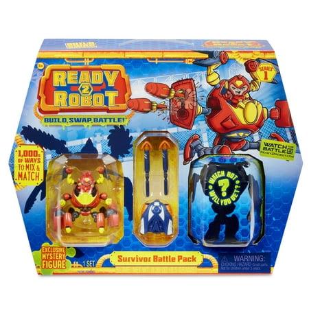 Ready2Robot- Battle Pack