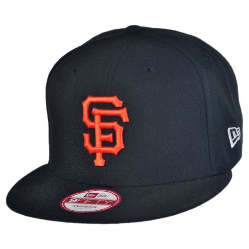 New Era San Francisco Giants MLB 9Fifty Snapback Baseball Cap SIZE: ADJ
