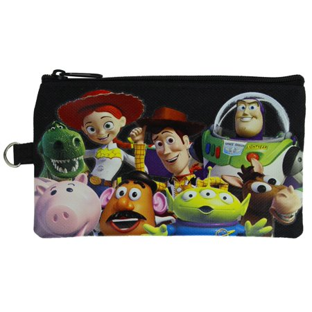 Officially licensed Disney Toy Story 2 3 Lanyard ID Ticket Key Chain Badge Holder Wallet - Buy Disney Halloween Tickets