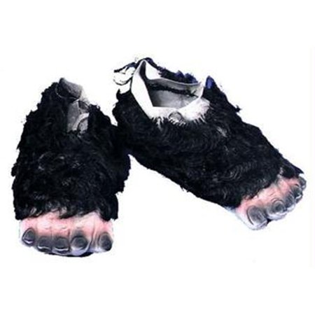 Gorilla Feet With Hair for $<!---->